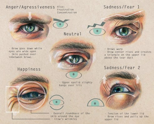 eyes expression1